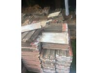 About 1,100 roof tiles for sale