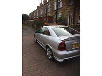 Vauxhall Astra bertone coupe