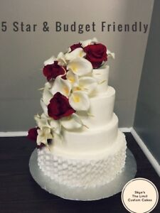 5 Star, Budget Friendly Custom Cakes