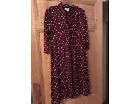 Mamas and papas maternity and nursing dress size 12