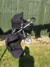 Icandy2 apple 2 pear travel system