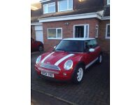 Mini Cooper, £1,650 ono Full years MOT, no advisories, racing red, white alloys, excellent condition