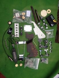 GUITAR PARTS EPIPHONE HOFNER ECT FOR PROJECTS JOB LOT