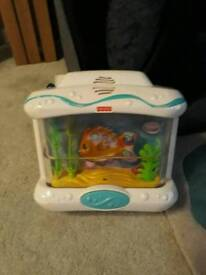 Fisherprice cot toy