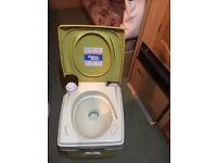 Caravan Thetford Toilet.