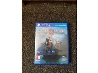 PS4 PRO 1TB WHITE EDITION WITH WIRELESS SONY PS4 HEADSET AND GOD OF WAR