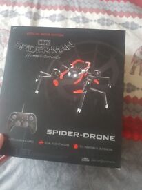 Spider man homecoming drone