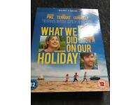 What we did on our holiday Blu-Ray