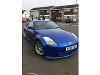 Nissan 350z 2006 with nismo extras from factory