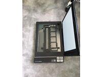 Unboxed Epson V300 Flatbed Photo Scanner WITH 35mm Film Holder