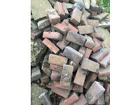 Free block paving / paving slabs stones / hardcore rubble