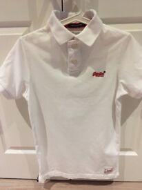 Mens Superdry Polo Shirt (small)