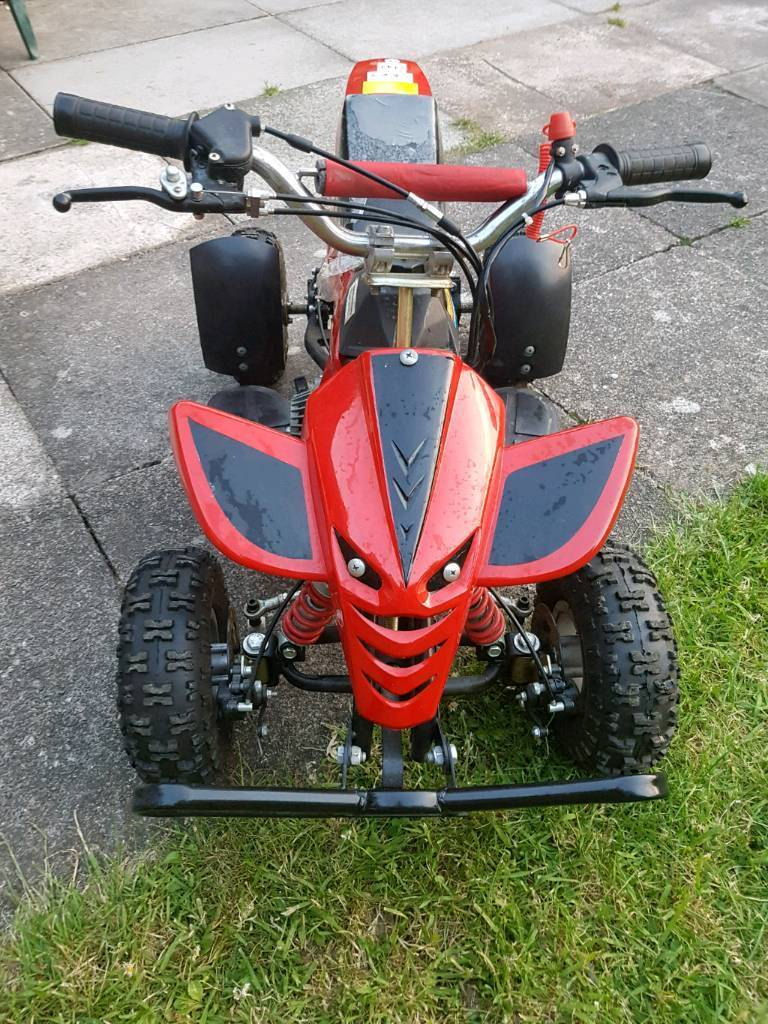 Childs 50cc Quad reasonable offers accepted