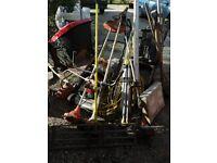 Gardening tools/spares or repairs