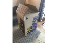 Cardboard Boxes for Moving House