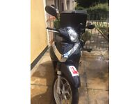 honda automatic moped in decent condition, runs well only 1500 ONO perfect for deliveries