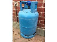 Gas bottle 13kg with regulator