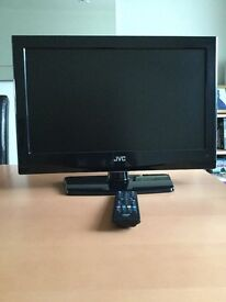 "JVC 22"" TV/DVD Combi (Model LT-22DK3BJ) LCD' Freeview. Very good condition. Can deliver locally."
