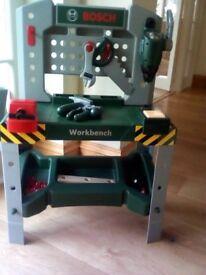 Childrens Play Workbench