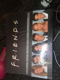 Friends complete box set brand new unopened