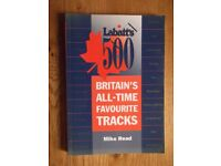 Labatt's 500 Britain's All-Time Favourite Tracks - Mike Read - First Edition