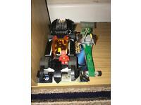 Lego Batman:riddler chase