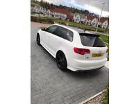Audi S3 sportsback black edition