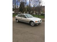 BMW 316i Compact Silver Full Leather