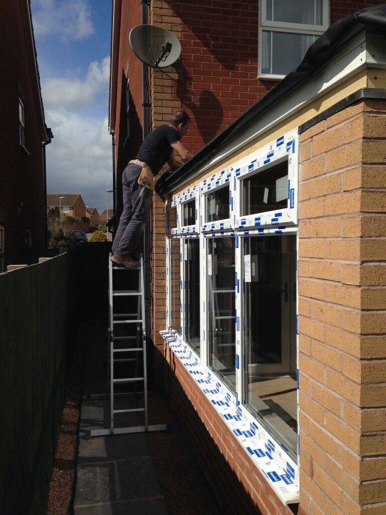 Windows Doors Conservatories Solid Roofs Bi-Fold Doors - Any Double Glazing Supplied and installed.