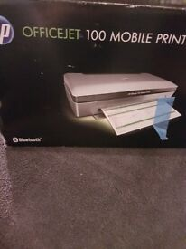 Officejet 100 mobile printer