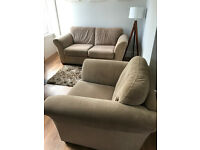 Next 2 Sofa Combo - Super Comfy - Free