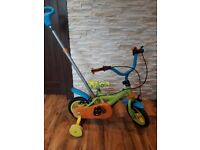 Immaculate condition kids bike for year 2 +