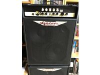 Ashdown Rootmaster 420 210 Bass Combo with matching 115 extension cab