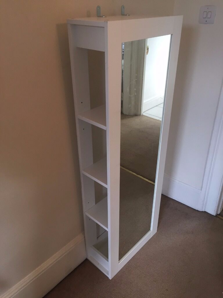 Ikea Brimnes Mirror With Storage In Islington London