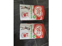 Cow & Gate formular milk X 2 Brand new