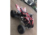 Yamaha raptor 700 SE 2012 1 owner from new fully loaded with HMF pipe