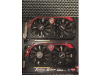 270 & 285 2GB graphics cards