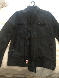 Men's new Superdry jacket, size Small