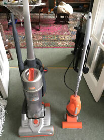 I have a pair of Vaccum cleaners for sale in good working order