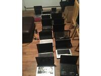 Job Lot of Laptop! Price to sell