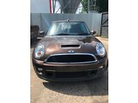 Mini Cooper S Cab R57 LCI, N18B16 Engine, GS6-56BG Gearbox, Bumper Bonnet Light - BREAKING FOR PARTS