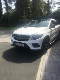 Mercedes-Benz GLE COUPE - personal sale. This is a car not to be missed. Quick sale required.