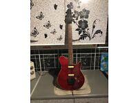 Eddie van halen replica electric guitar £100 cash
