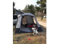 Vango Kela 3 drive away inflatable awning campervan