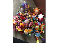 Toy bundle (mostly Lamaze)