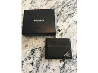 PRADA Card Wallet - Great Condition