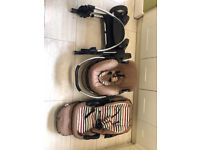 Hauck travel system - buggy