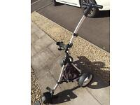 Golf push trolley - Motorcaddy S1lite