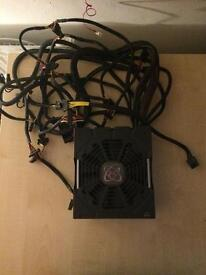 XFX ProSeries Core Edition 750w psu fully wired 80 Plus Bronze