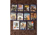 PlayStation 2 job lot of games. Ps2